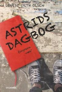 Forside Astrids dagbog